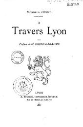 A travers Lyon