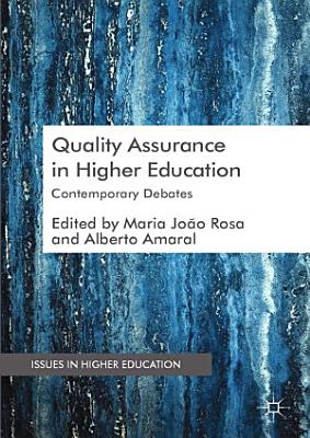 Quality Assurance in Higher Education PDF