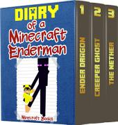 Diary of a Minecraft Enderman: (An Unofficial Minecraft Book)