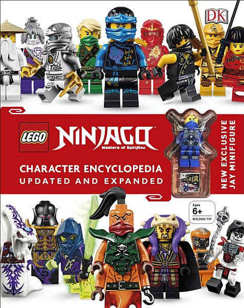 LEGO Ninjago Character Encyclopedia Updated Edition