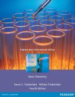 Basic Chemistry  Pearson New International Edition PDF