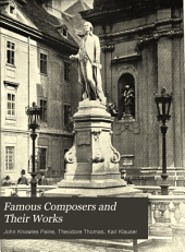 Famous Composers and Their Works: Volume 2