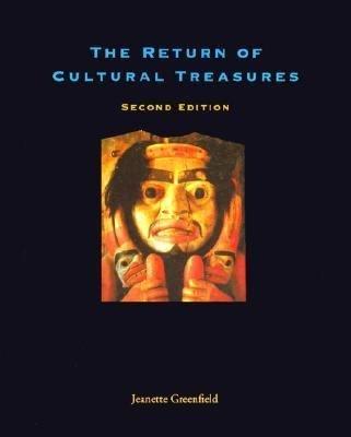 Download The Return of Cultural Treasures Book