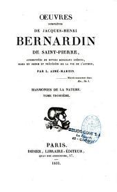 Oeuvres complètes de Jacque-Henri-Bernardin de Saint-Pierre