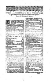 Le véritable inventaire de l'histoire de France, illustré par la conférence de l'Eglise et de l'Empire: avec la continuation de la mesme histoire jusques à l'année 1648...