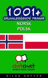 1001+ grunnleggende fraser norsk - polsk