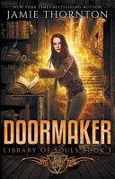 Doormaker: Library of Souls (Book 3)