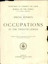 Occupations at the twelfth census