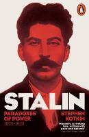 Stalin  Vol  I PDF