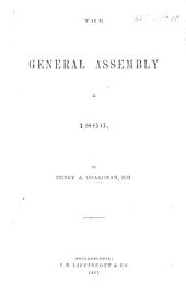 The General Assembly of 1866