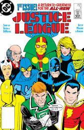 Justice League America (1987-) #1