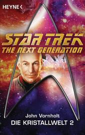 Star Trek - The Next Generation: Kristallwelt 2: Roman