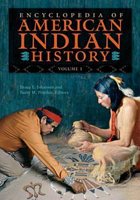 Encyclopedia of American Indian History  4 volumes  PDF