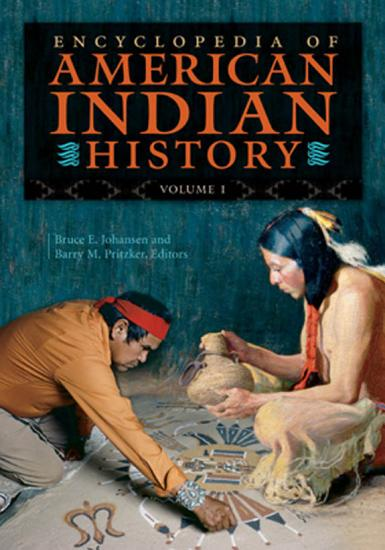 Encyclopedia of American Indian History  4 volumes  PDF