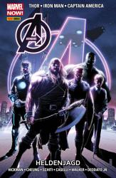 Marvel NOW  PB Avengers 6   Heldenjagd PDF