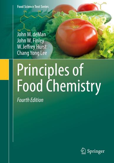 Principles of Food Chemistry PDF