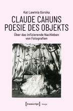 Claude Cahuns Poesie des Objekts PDF