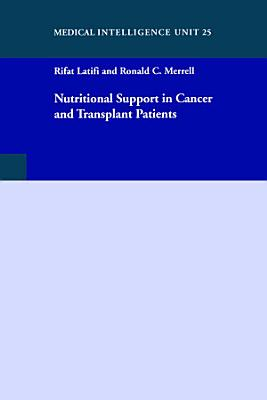 Nutritional Support in Cancer and Transplant Patients PDF
