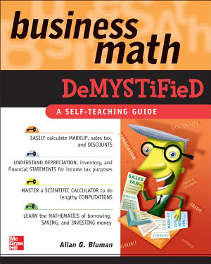 Business Math Demystified PDF