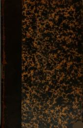 Politique de tous les cabinets de l'Europe: pendant les règnes de Louis XV et de Louis XVI; contenant des pièces authentiques sur la corespondance secrette du comte de Broglie