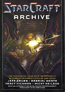The Starcraft Archive Book
