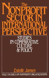 The Nonprofit Sector in International Perspective: Studies in Comparative Culture and Policy