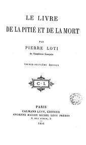 Le Livre de la pitié et de la mort: Volume10