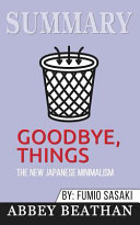 Summary of Goodbye  Things