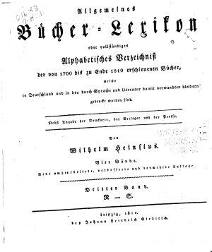 Allgemeines b  cher lexicon PDF