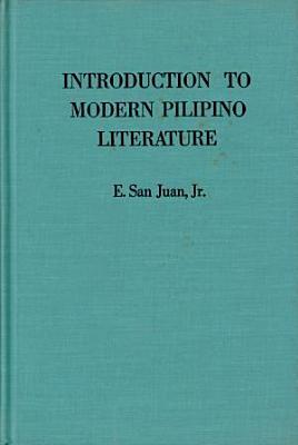 Introduction to Modern Pilipino Literature PDF