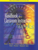 A Handbook for Classroom Instruction That Works