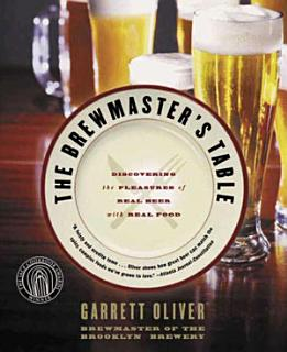 The Brewmaster s Table Book