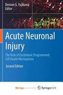 Acute Neuronal Injury