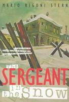 The Sergeant in the Snow PDF