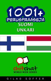 1001+ perusfraaseja suomi - unkari