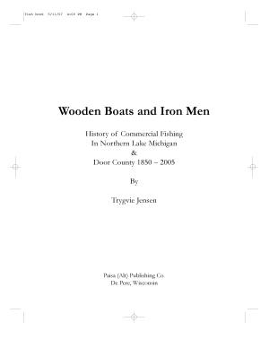Wooden Boats and Iron Men