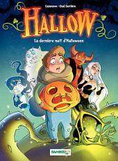 Hallow (version BD) - Tome 1 - La dernière nuit d'Halloween