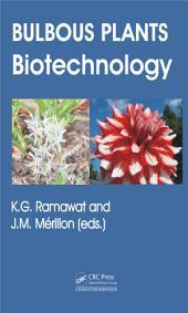 Bulbous Plants: Biotechnology