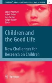 Children and the Good Life PDF