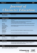 Journal of Character Education
