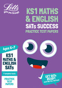 KS1 Maths and English SATs Practice Test Papers  Ages 6 7 PDF