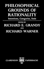 Philosophical Grounds of Rationality