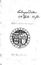 Briefe, die neueste Litteratur betreffend: Teile 1-4