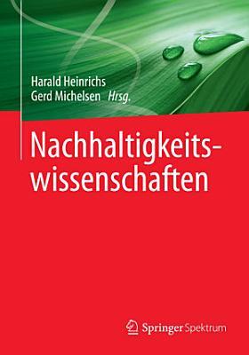 Nachhaltigkeitswissenschaften PDF