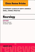 Neurology An Issue Of Veterinary Clinics Of North America Small Animal Practice