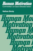 Human Motivation PDF