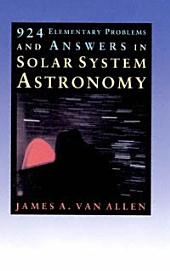 924 Elementary Problems and Answers in Solar System Astronomy