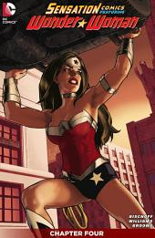 Sensation Comics Featuring Wonder Woman (2014-) #4