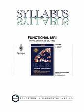 Functional MRI: ESDIR, Seminar No. 24 Rome, October 26–28, 1995