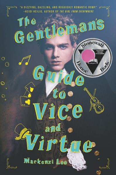 Download The Gentleman s Guide to Vice and Virtue Book